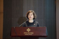 谢玉红 中华环保联合会副秘书长、主办方代表