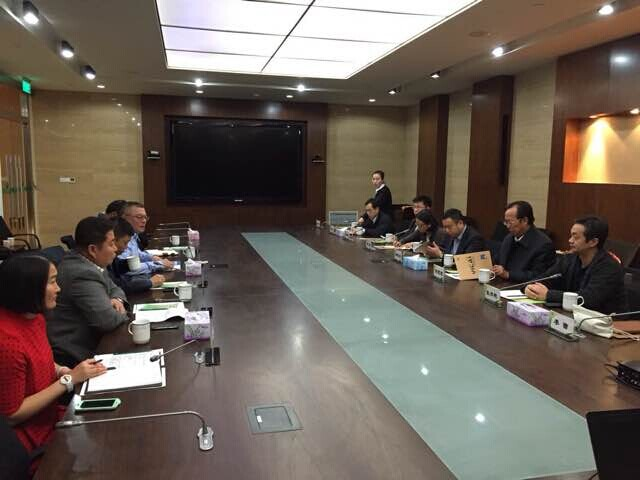 Mr. Gu Maokuan, Consultant to Secretary General of ACEF, Visited the Inner Mongolia for the Ecologic